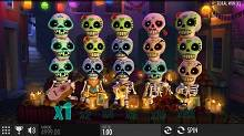 Esqueleto Explosivo slot från Thunderkick