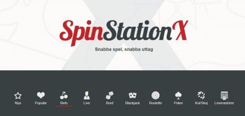 spinstation x