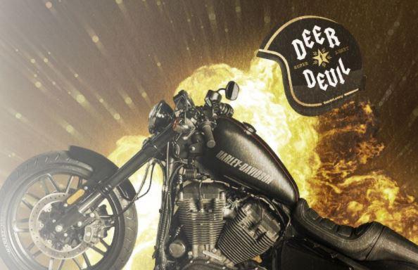 Vinn motorcykel i turnering hos SuperLenny