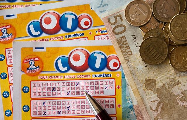 Skraplotter, en typ av lotteri